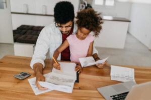 controle financeiro familiar