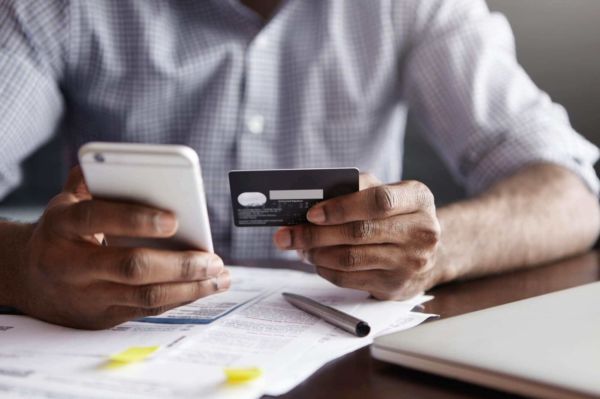 cartão de crédito corporativo: significado