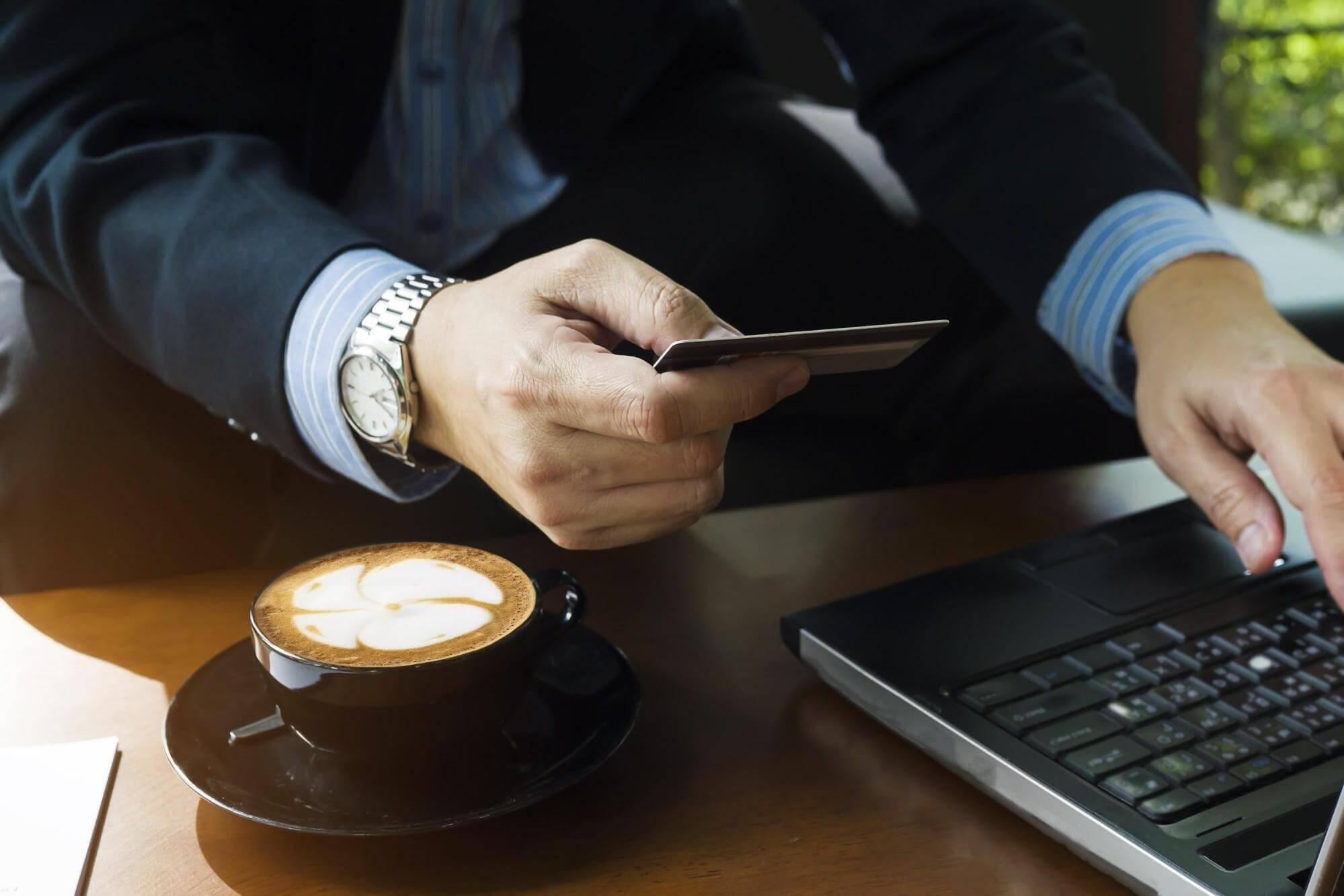 cartão de crédito corporativo: quem pode ter?