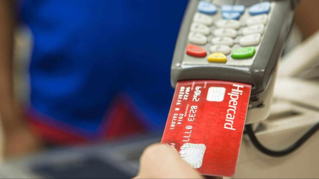 principais bandeiras de cartão de crédito hipercard