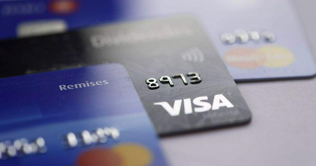 principais bandeiras de cartão de crédito