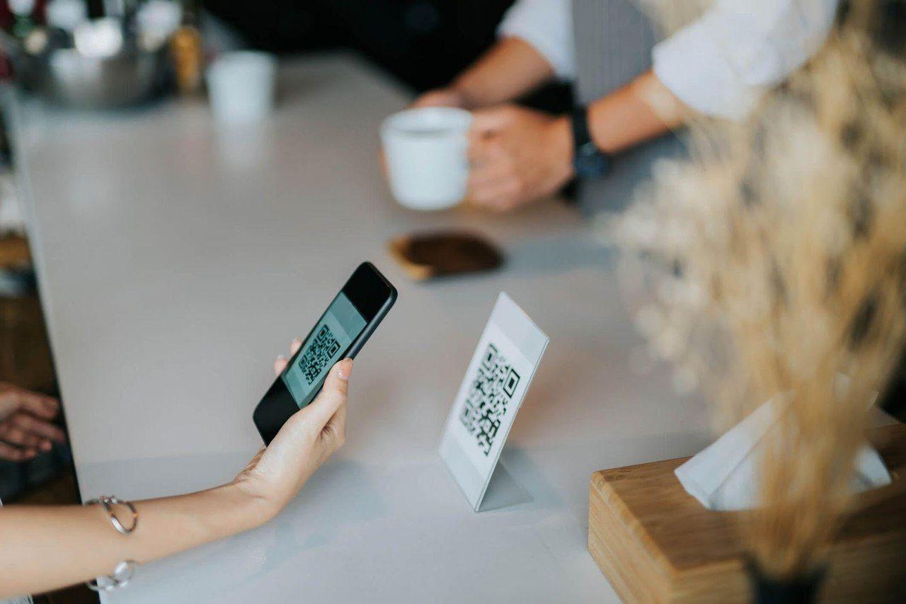 como funciona o pagamento com qr code