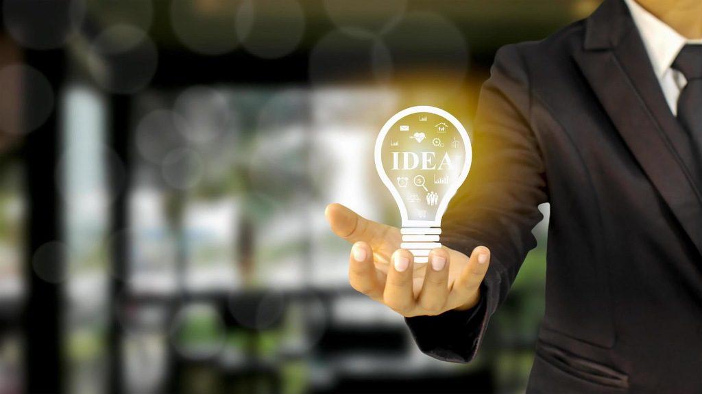 inovação de produtos e serviços